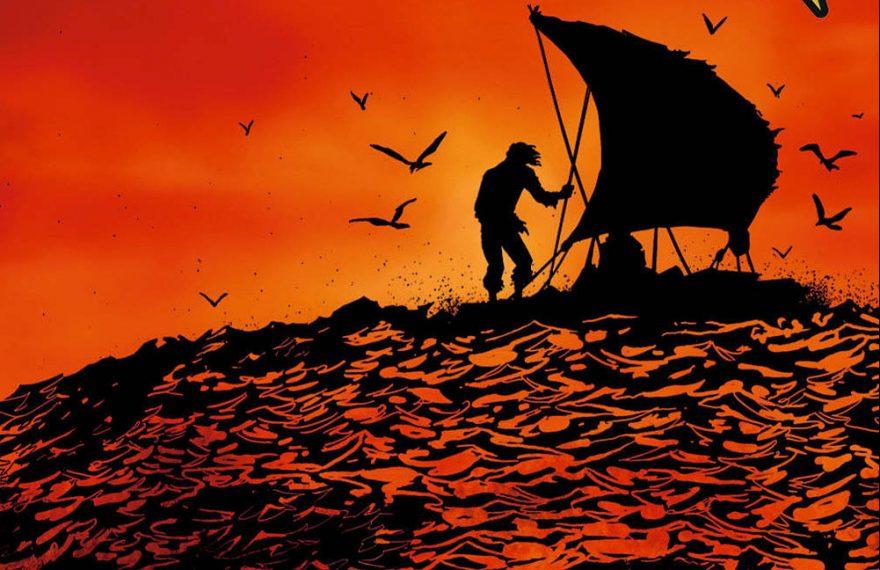 Вспоминаем «Хранителей»— легендарный комикс Алана Мура