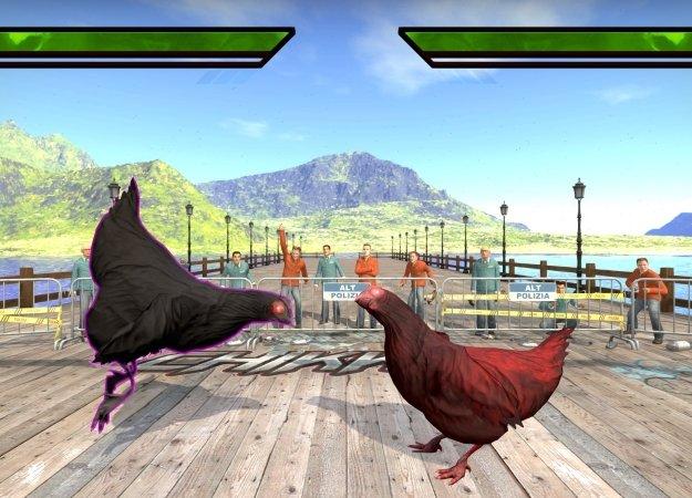 Моддеры превратили Counter-Strike: GOвфайтинг скурицами