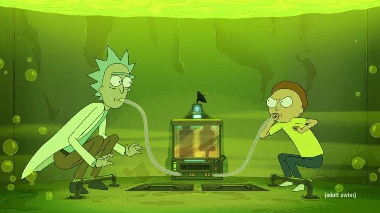 Лучшие ихудшие эпизоды 4 сезона «Рика иМорти»