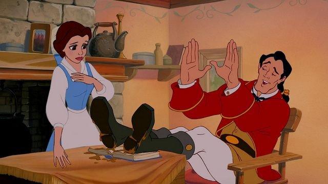 Молчи, женщина! Принцессы в мультфильмах Disney почти не говорят