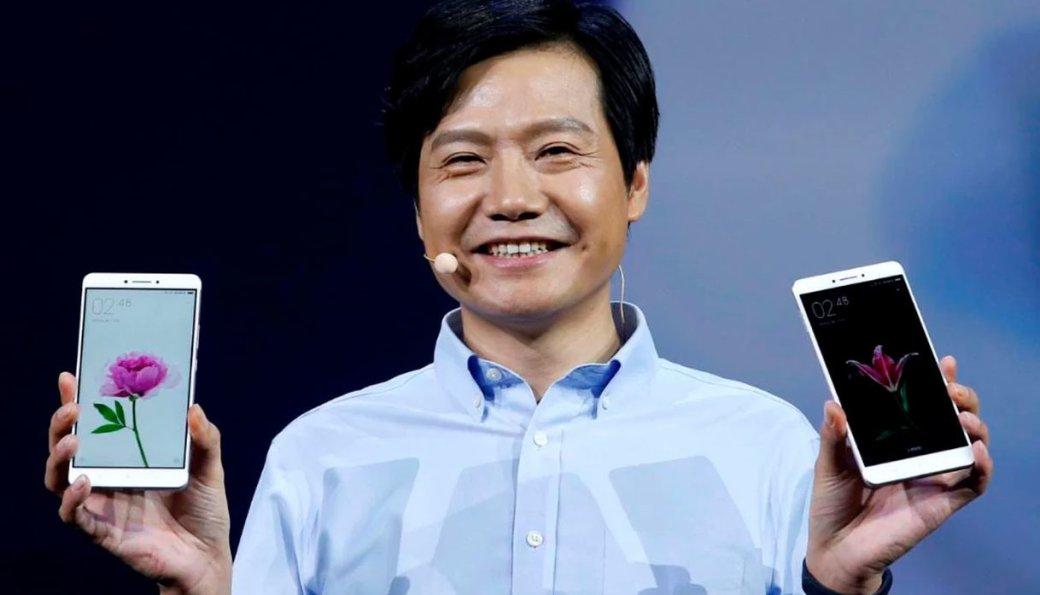 Глава Xiaomi подтвердил, что вэтом году нестоит ждать новых моделей MiNote иMiMax