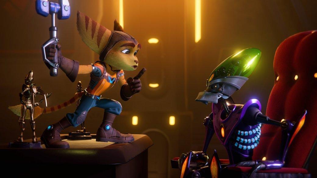 11июня наPlayStation 5 выйдет Ratchet & Clank: Rift Apart— новая часть серии фантастических игр про инопланетянина Рэтчета иего товарища Кланка. Разбираем, каким получился экшен опутешествии попараллельным измерениям, иобъясняем, могутли быть недостатки уигры, которую напервый взгляд незачто критиковать.