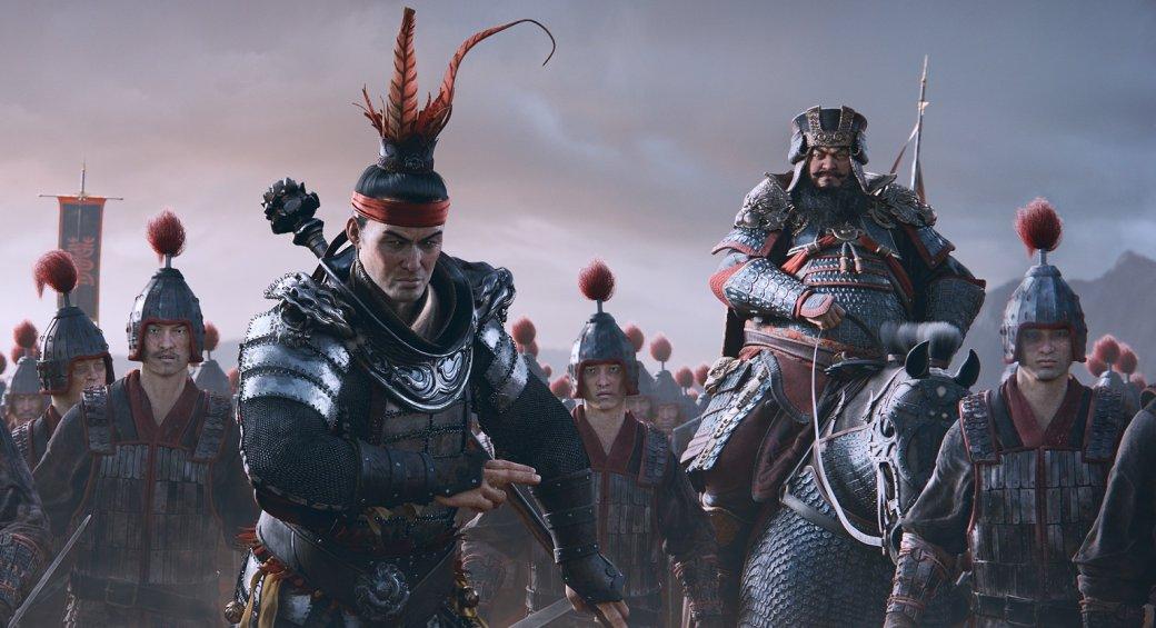 Gamescom 2018. Авторы Total War: Three Kingdoms осражениях, героях имеханиках