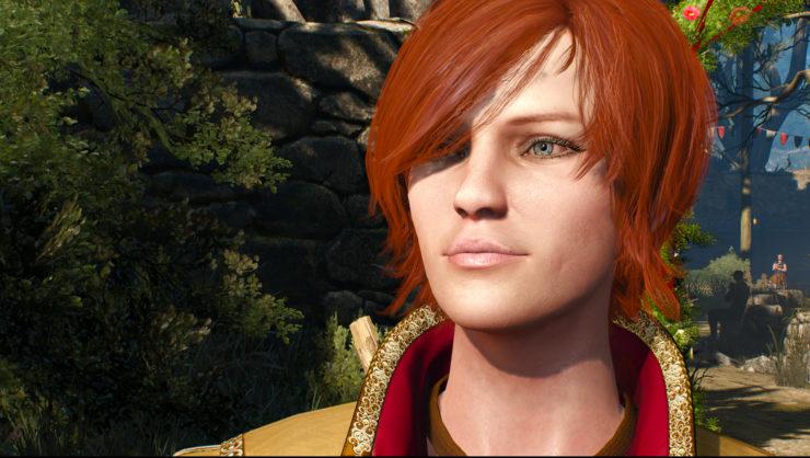 Новые моды The Witcher 3 значительно улучшили лица героев и анимацию фехтования