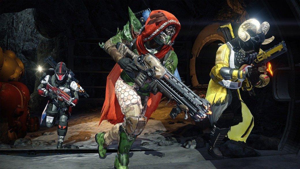 Теперь и в Destiny можно покупать уровни персонажей