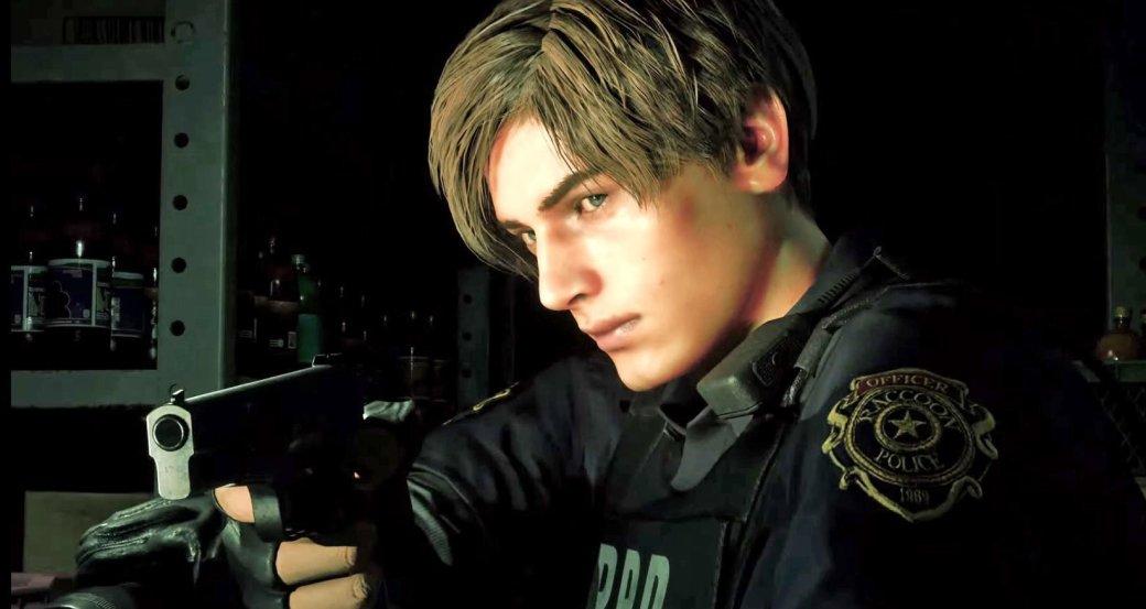 Теперь официально: ремейк Resident Evil 2 получит демоверсию 1-Shot