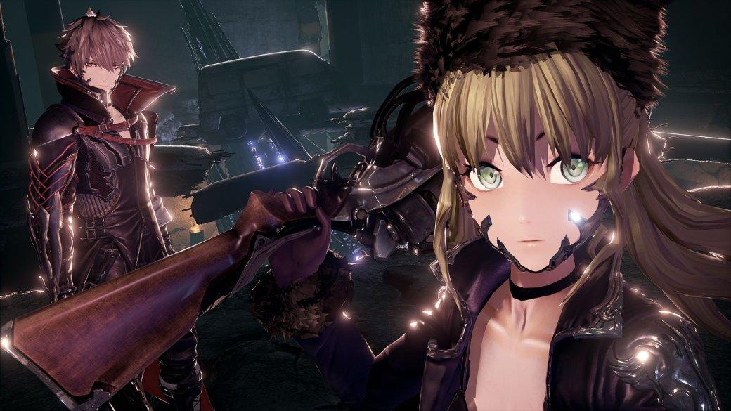 Аниме-вампиры убивают всех: новый геймплей Code Vein