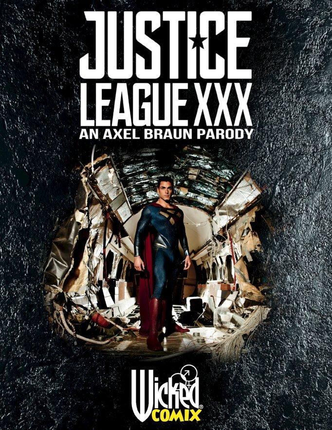«Лига справедливости» Акселя Брауна продолжит его порнокиновселенную