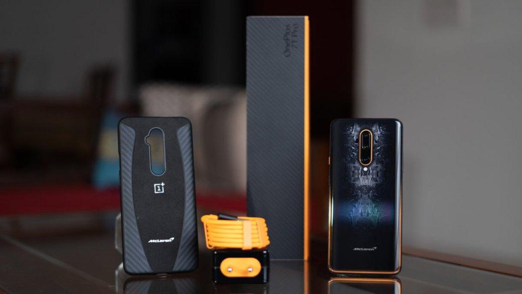 Представлен OnePlus 7T Pro: никаких изменений, кроме процессора