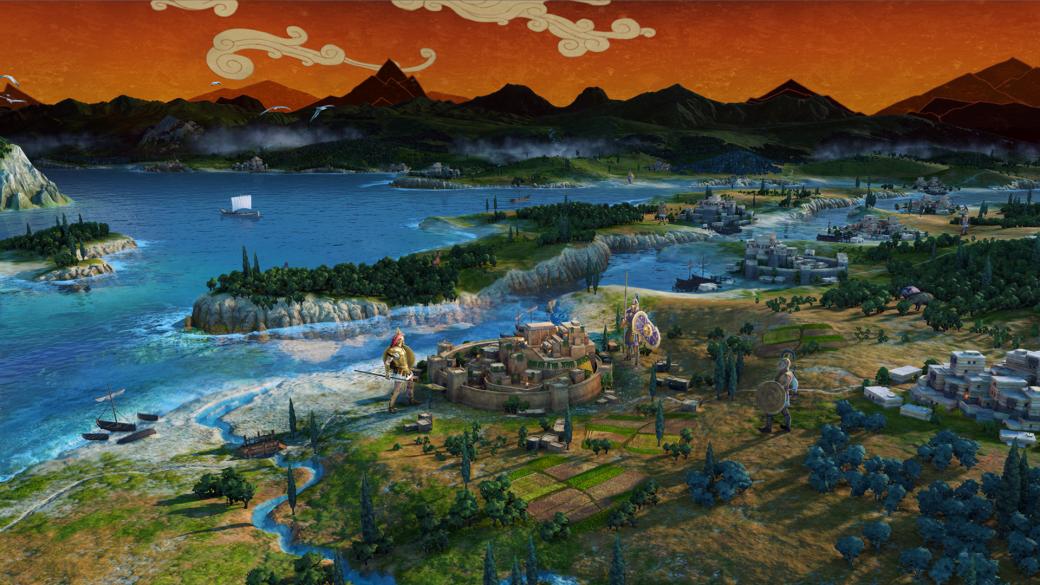 Total War Saga: Troy— герои мифов, боги ипопытка связать ихсреальностью