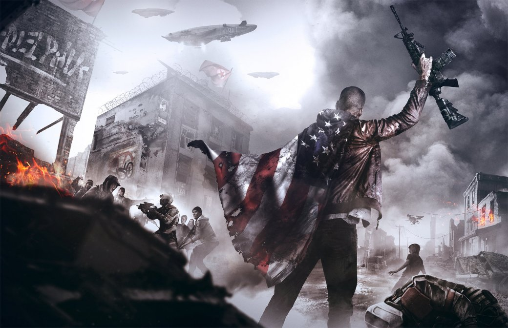 Новый трейлер подтвердил дату релиза Homefront: The Revolution