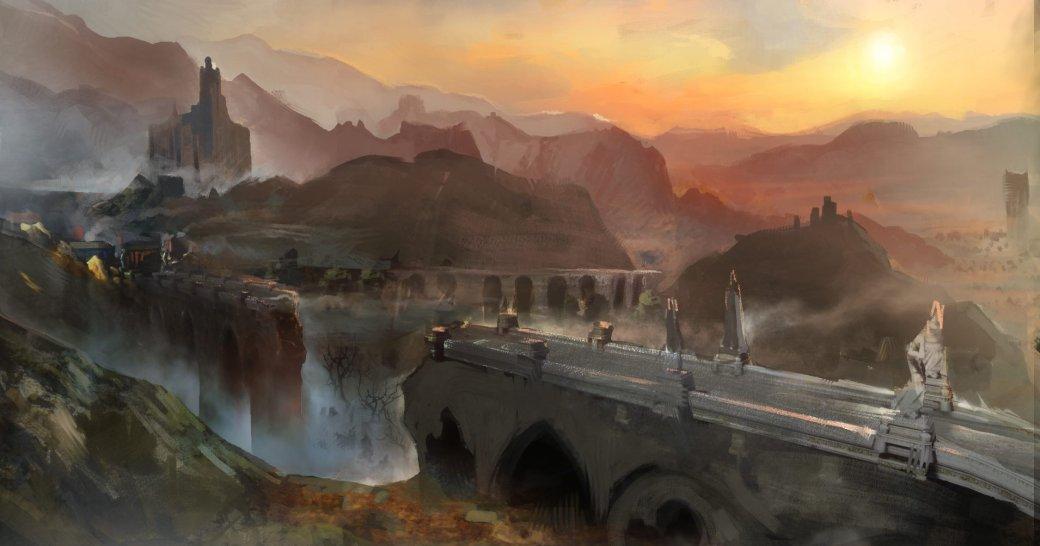 Дэвид Гейдер больше не будет работать над Dragon Age