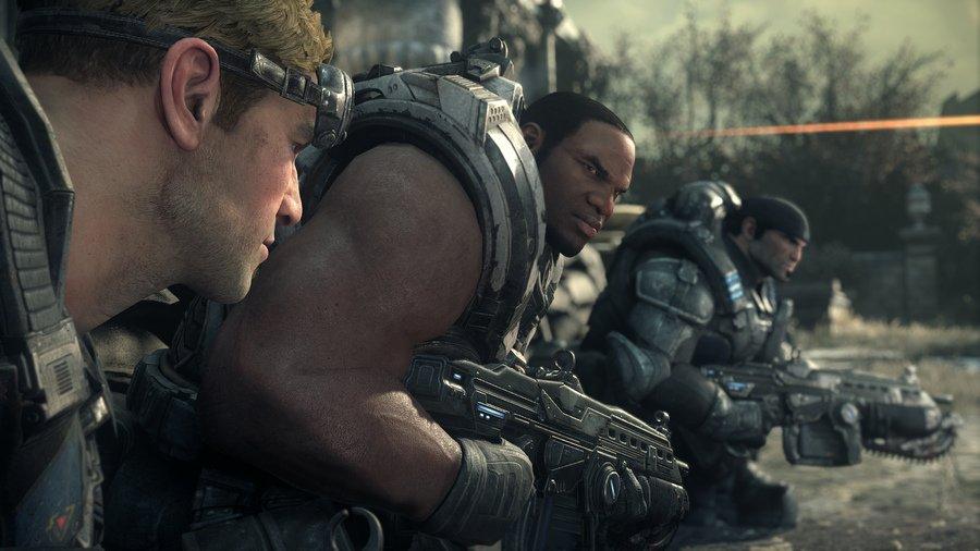 Gears of War: Ultimate Edition выйдет на Xbox One и PC в разное время