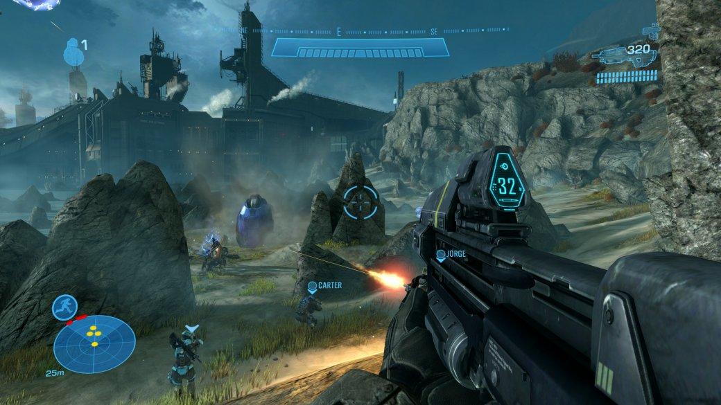 Halo: Reach— произведение искусства илучшая работа Bungie. Мнение