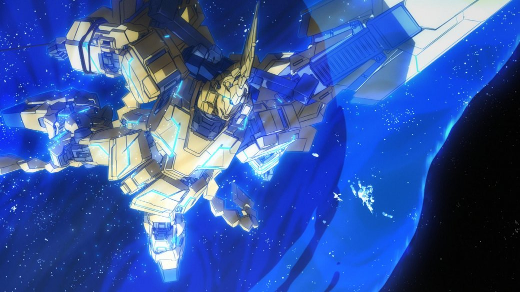 10 причин посмотреть аниме «Мобильный воин Гандам: Нарратив»