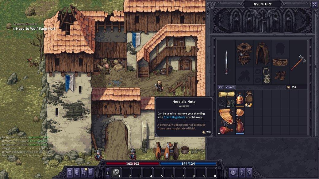 Stoneshard— многообещающая RPG про фэнтезийный мир, страдания иболь. Стоитли покупать еесейчас?