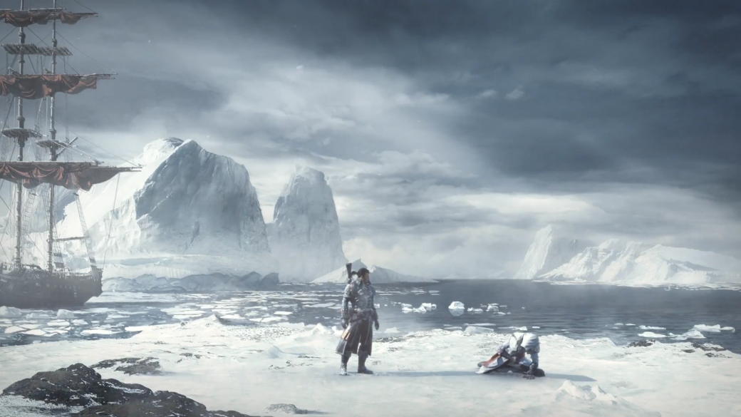 Рецензия на Assassin's Creed Rogue
