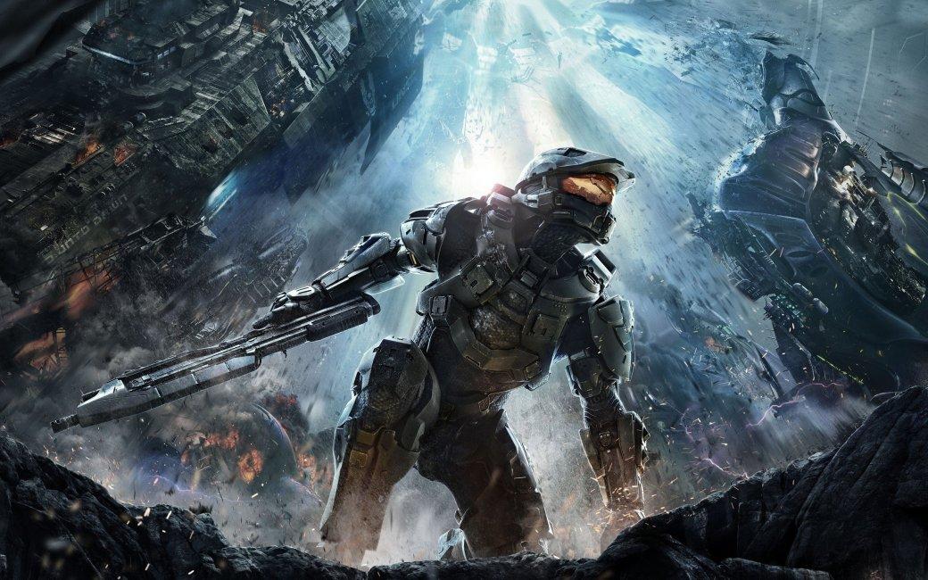 30 лучших игр 2015 года: Halo 5