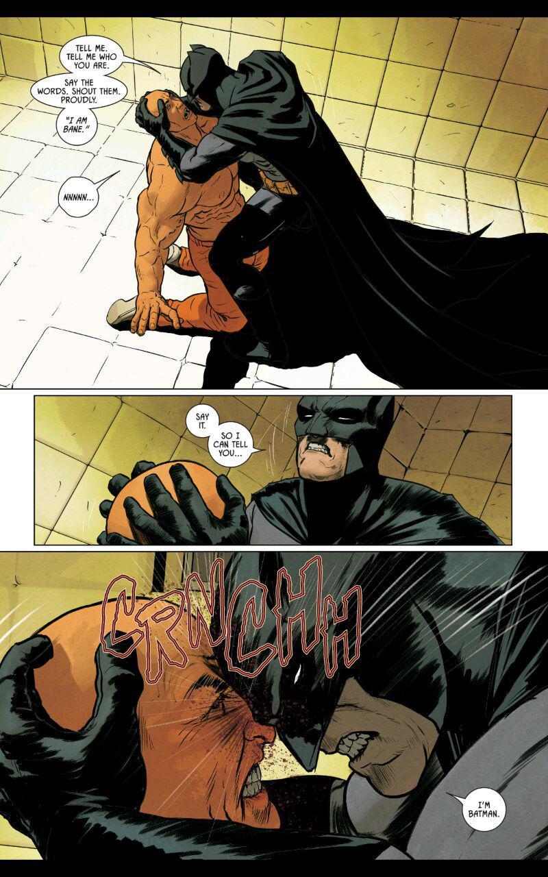 Злодейский патруль ивозвращение Томаса Уэйна.Чем запомнился Бэтмен Тома Кинга