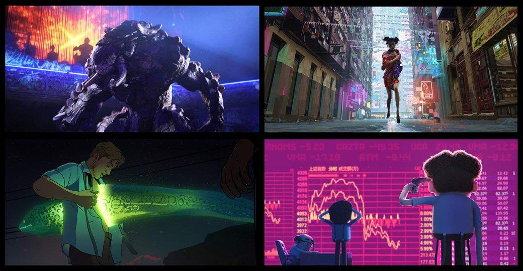 Рецензия на«Любовь, смерть ироботы»— безумную анимационную NSFW-антологию отрежиссера «Дэдпула»
