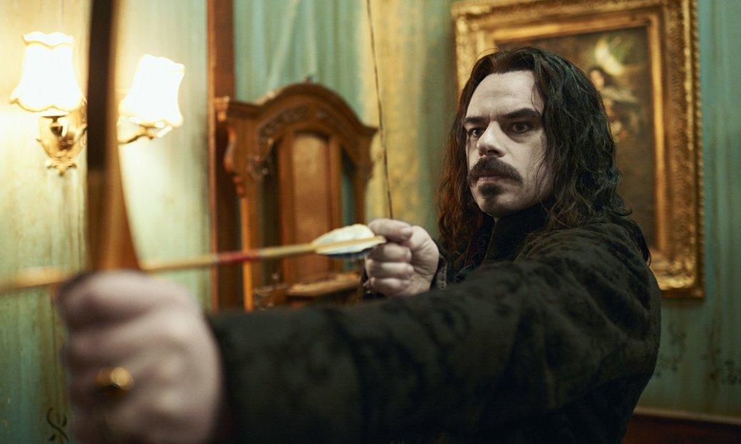 «Реальные упыри» – изящная комедия о вампирах