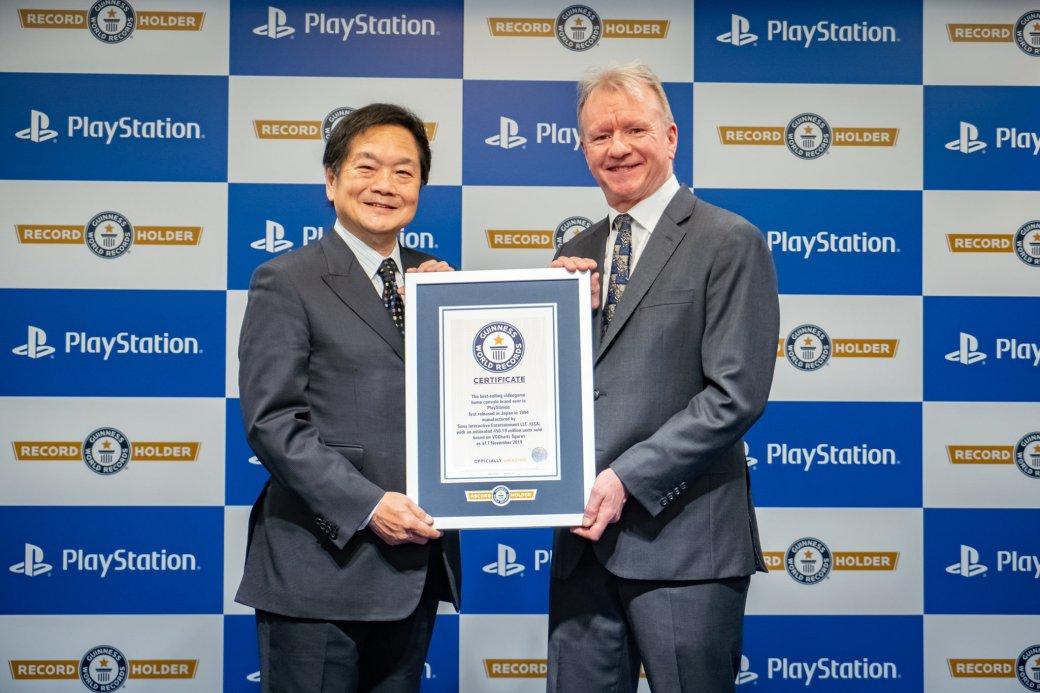 PlayStaion стала самой продаваемой линейкой домашних консолей