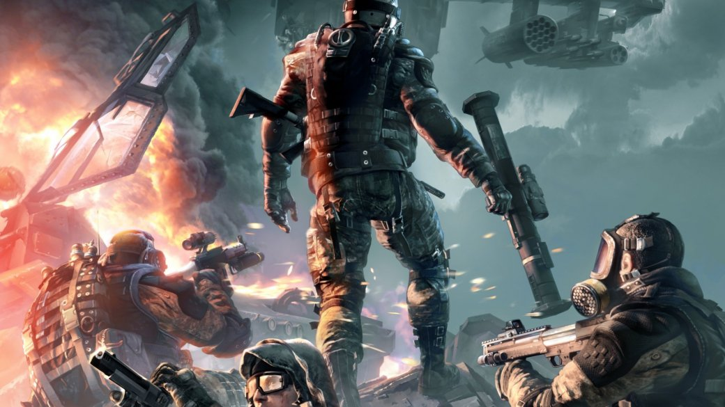 Warface выведут с Xbox 360 в феврале (ОБНОВЛЕНО)