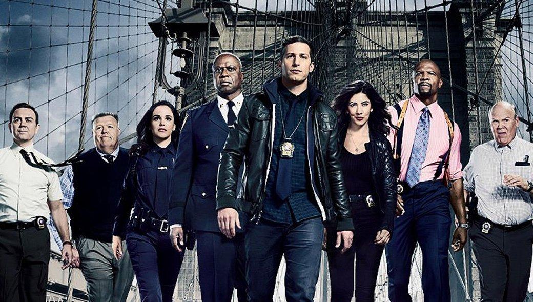 24апреля на13 эпизоде завершился 7 сезон сериала «Бруклин 9-9» (Brooklyn 9-9). Разбираем плюсы иминусы этого сезона.