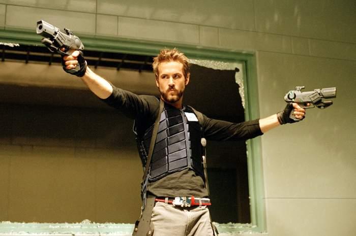Райан Рейнольдс сыграет телохранителя наемного убийцы