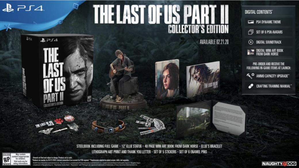 ВPSStore можно вновь предзаказать The Last ofUs: Part II