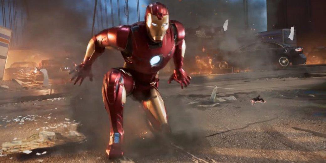 Авторы Marvel's Avengers отвечают навопросы осюжетной кампании, дизайне героев исмерти Капитана