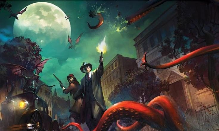 Привет любителям праздника нечисти истрашилок! Ждете Хэллоуин? Кто-то скажет, что Хэллоуин «не-наш»» праздник, ноглупо отрицать— онуже давно прижился вРоссии. Тыквы, оригинальные костюмы, привидения иквесты— все это классные элементы веселья. Ночем заняться всам праздник? Кто-то любит смотреть ужастики, кто-то— рассказывать пугающие мифы. Амылюбим ито, идругое, аеще играть втематические настолки.