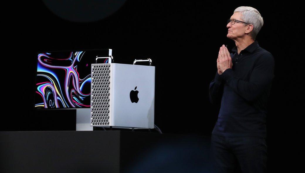 3июня началась конференция Apple WWDC 2019, где гигант изКупертино представил обновленные версие уже знакомыхОС, атакже новые операционные системы, супермощный идорогущий настольный Mac Pro, космический дисплей Apple Pro Display XDR имногое другое. Собрали водном материале все анонсы мероприятия, если вывдруг что-то пропустили.