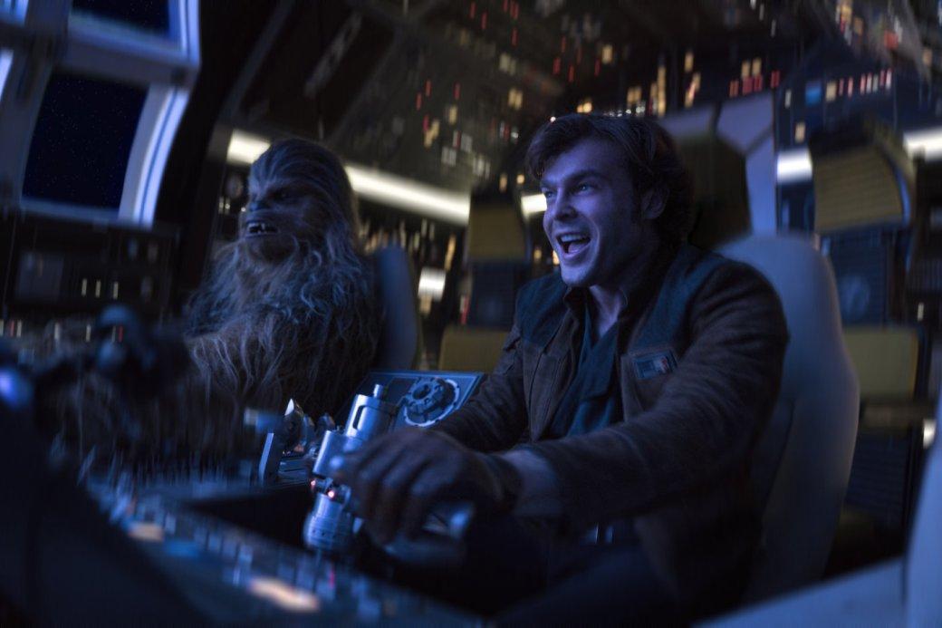30 главных фильмов исериалов 2018 года. «Хан Соло: Звездные войны. Истории»