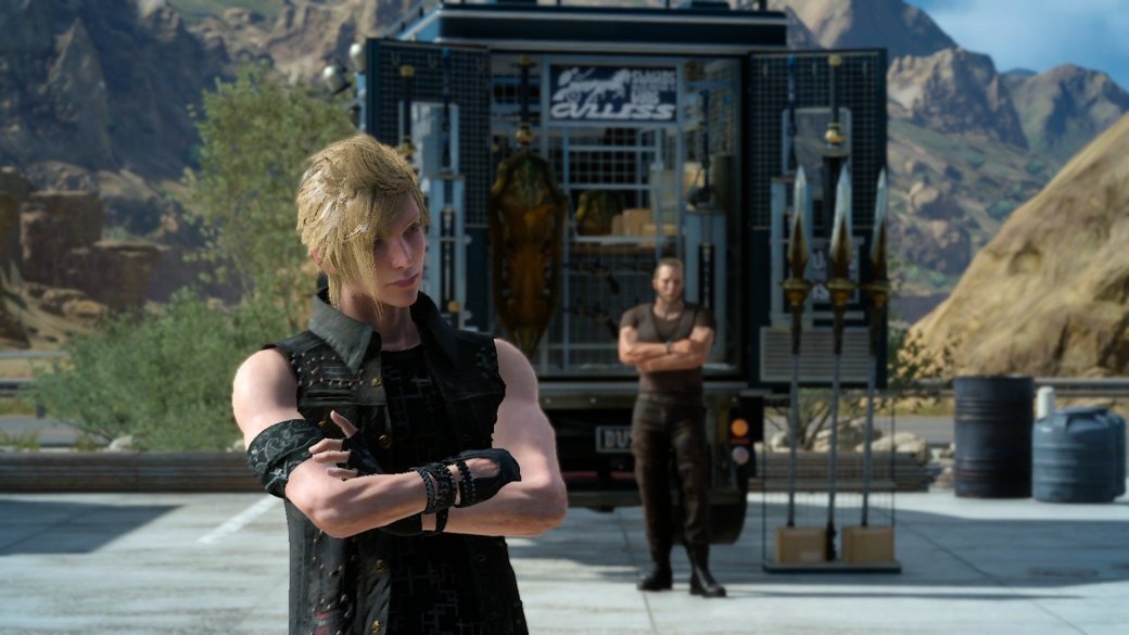 Превью Final Fantasy XV