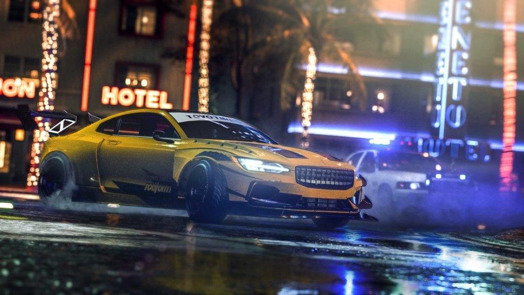 Gamescom 2019. Авторы Need for Speed Heat рассказали омашинах, режимах ипланах набудущее