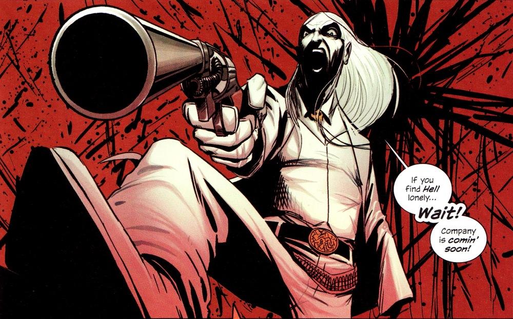 Лайтовая «Игра престолов» вдекорациях антиутопии. Что особенного в комиксе East of West