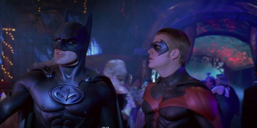 Джоэл Шумахер извинился за «Бэтмена и Робина» (да, и за соски тоже)