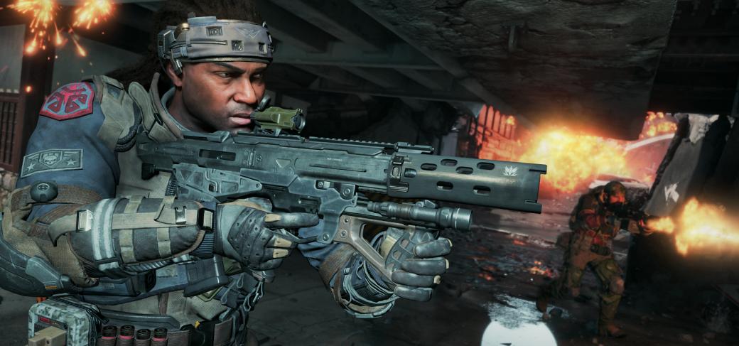 Gamescom 2018. Впечатления от мультиплеера Call of Duty: Black Ops 4 — очень быстро!