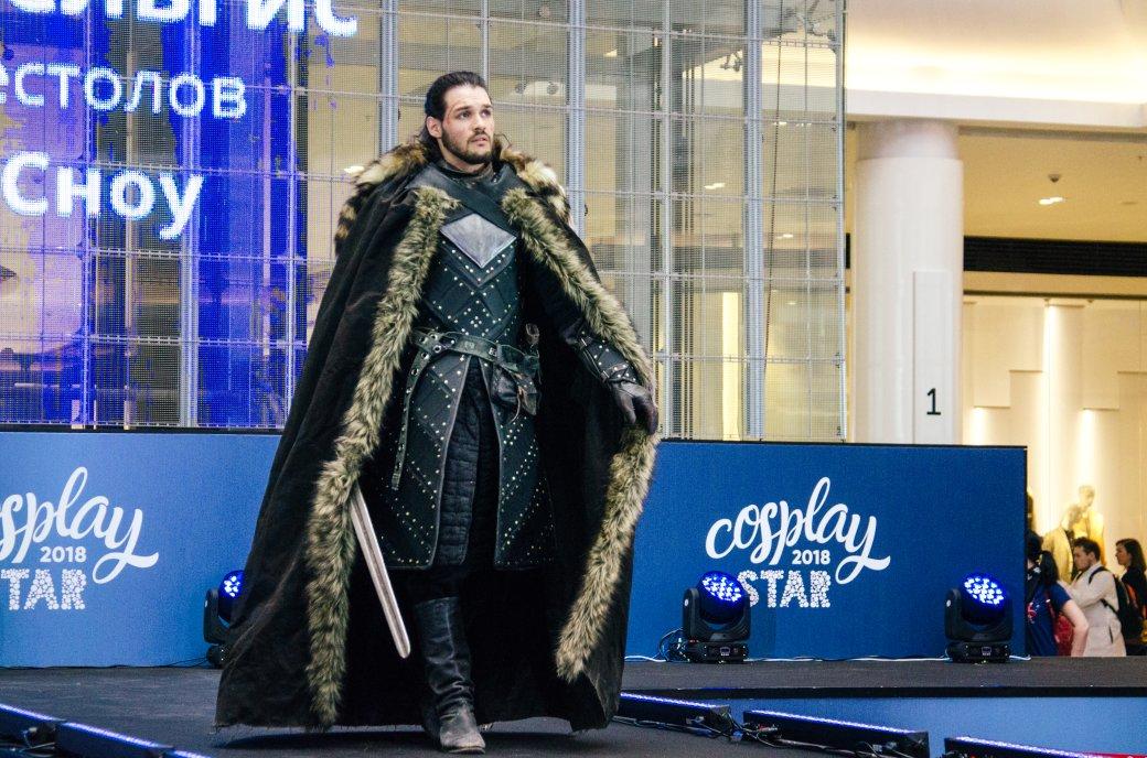 Лучший косплей сфестиваля Cosplay Star 2018: Пеннивайз, Джон Сноу, Роковая вдова идругие