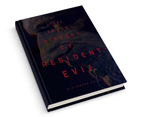 ВРоссии выпустят книгу обистории Resident Evil
