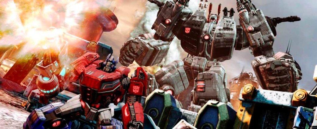 Рецензия на Transformers: Rise of the Dark Spark