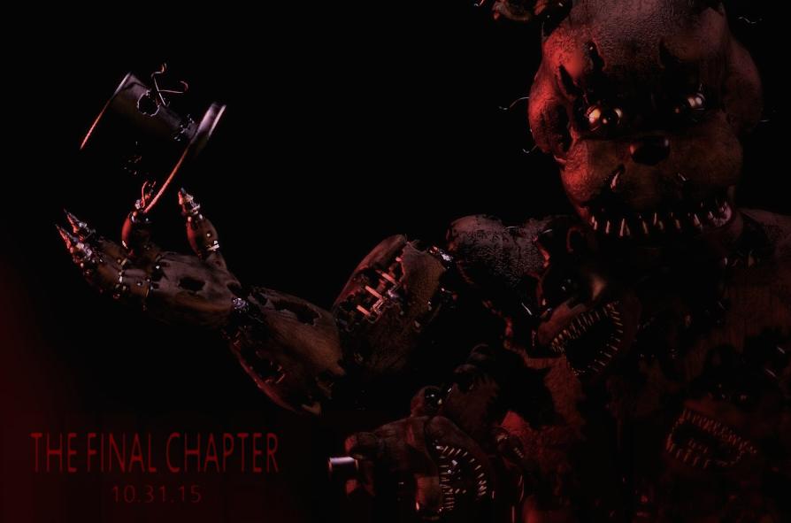 Анонс Five Nights At Freddy's 4: The Final Chapter: Фредди жив!