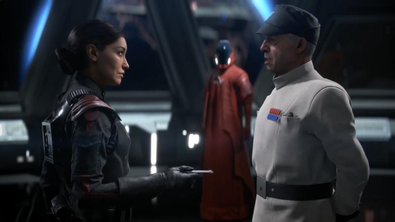 Сингл Star Wars: Battlefront II с выставки E3 2017 —за Императора!