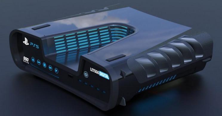 Выберите самый уродливый вариант дизайна PlayStation5!