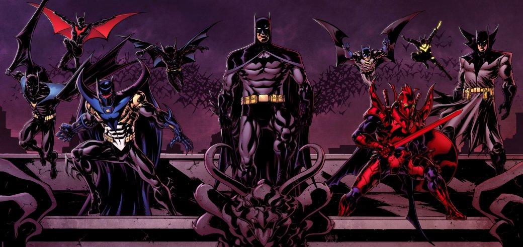 Бэтмен— один изсамых известных супергероев вмире. Нознаешьли ты, насколько много унего альтернативных версий? Есть даже Бэтмен-вампир! Ипонять, какая изних подходит тебе лучше всего, поможет наш очередной тест.