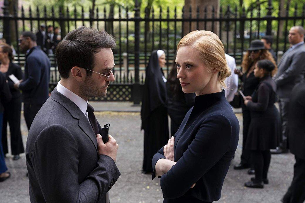 Рецензия натретий сезон «Сорвиголовы» Netflix