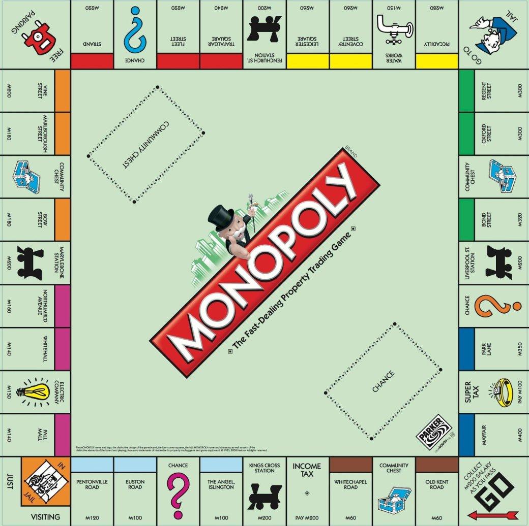 Готовится фильм про создание игры «Монополия»