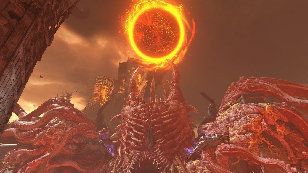 Рецензия на Doom Eternal