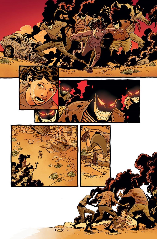 Новый комикс DCрасскажет оядерной бомбе, открывшей портал вАд
